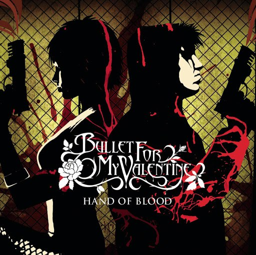 Bullet for My Valentine альбом Hand Of Blood