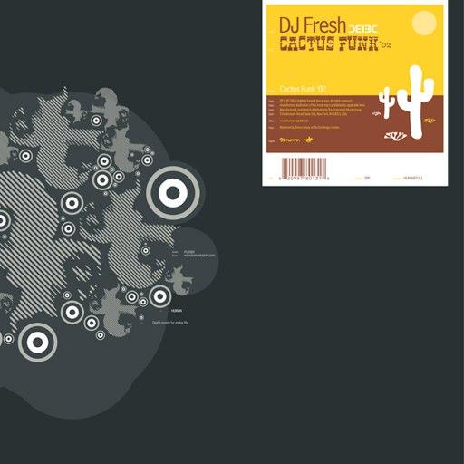 DJ Fresh альбом Cactus Funk