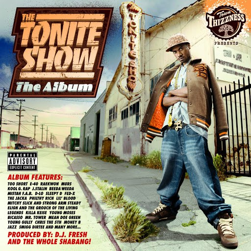 DJ Fresh альбом The Tonite Show