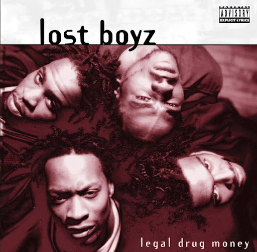 Lost Boyz альбом Legal Drug Money