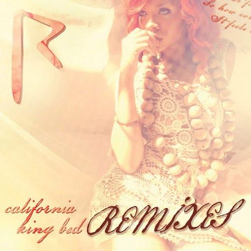 Rihanna альбом California King Bed (Remixes)