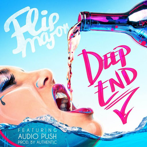 Flip Major альбом Deep End (feat. Audio Push)