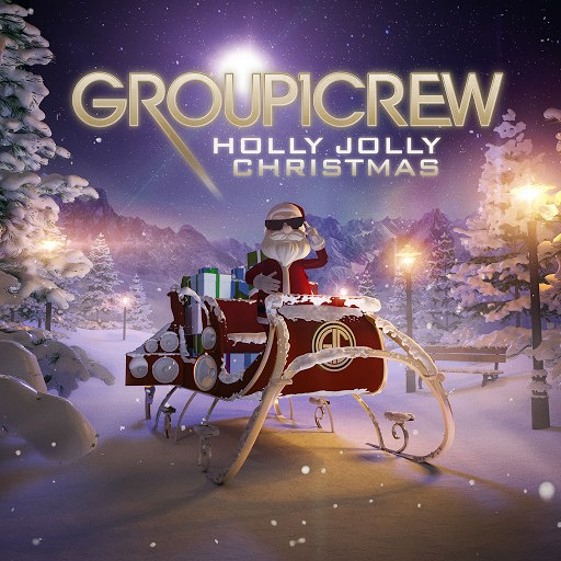 Group 1 Crew альбом Holly Jolly Christmas