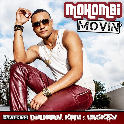 Mohombi альбом Movin (French Version)