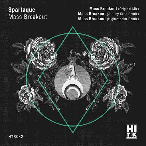 Spartaque альбом Mass Breakout