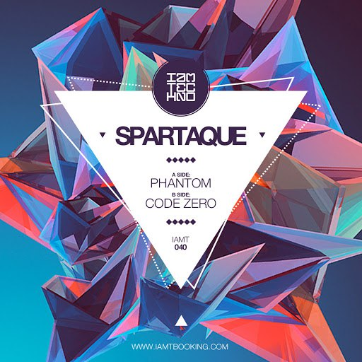 Spartaque альбом Phantom / Code Zero