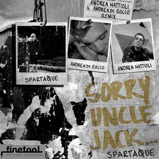 Spartaque альбом Sorry Uncle Jack