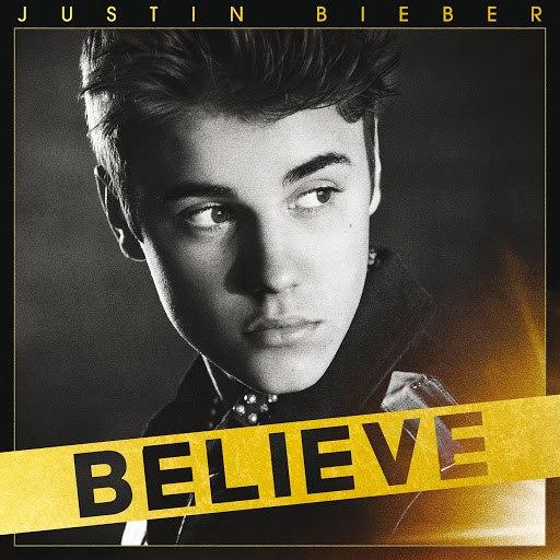 Justin Bieber альбом Believe