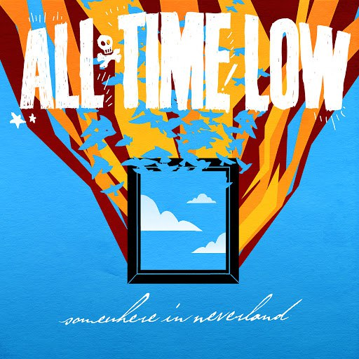 All Time Low альбом Somewhere In Neverland