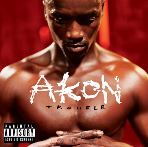 Akon альбом Trouble (Explicit Version)