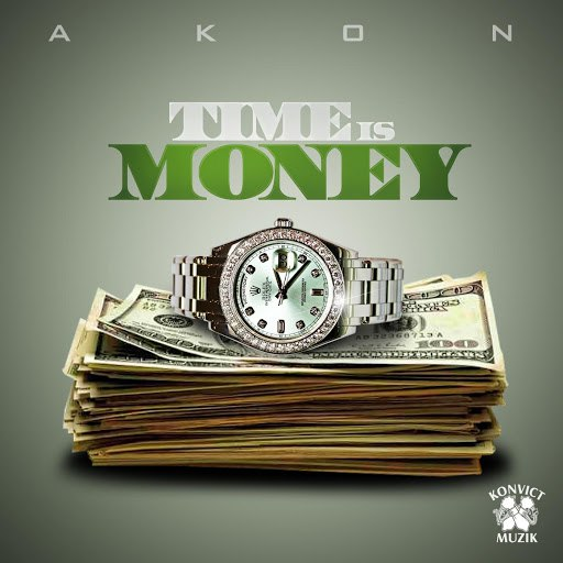 Альбом Akon Time Is Money
