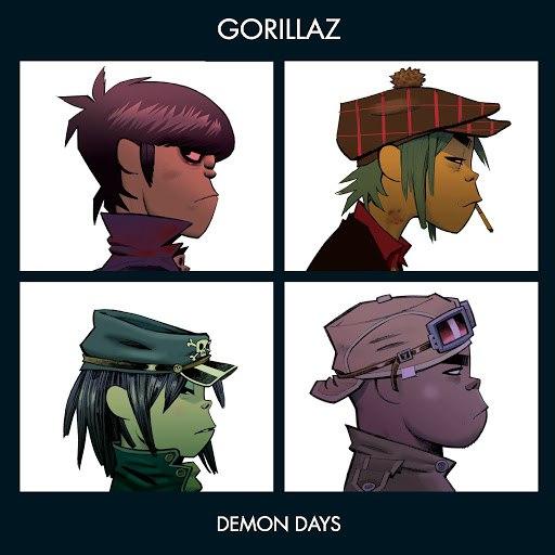Gorillaz альбом Demon Days
