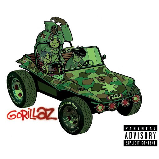 Gorillaz альбом Gorillaz