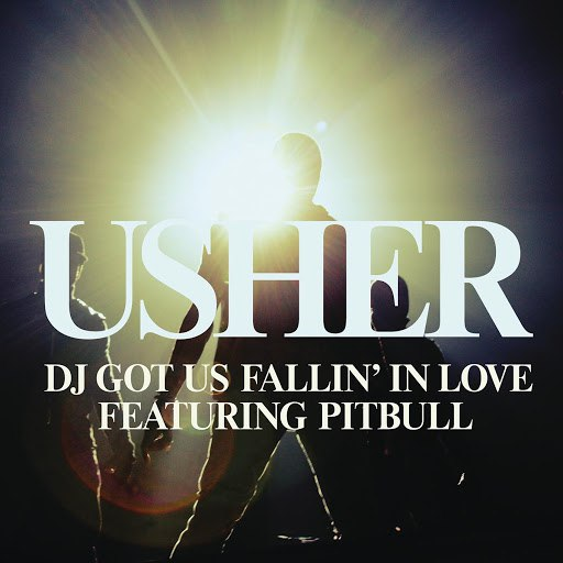 Usher альбом DJ Got Us Fallin' In Love