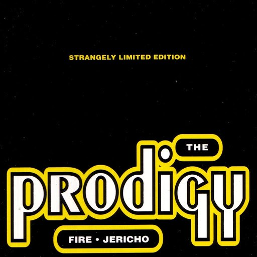 The Prodigy альбом Fire - Jericho (Strangely Limited Edition)
