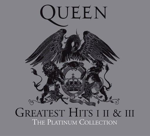 Queen альбом The Platinum Collection (2011 Remaster)