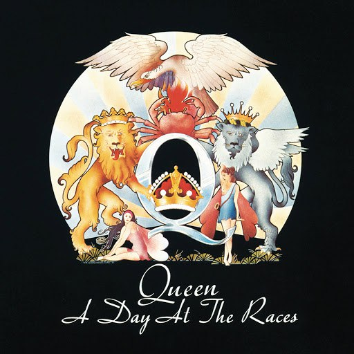Queen альбом A Day At The Races (Deluxe Edition 2011 Remaster)