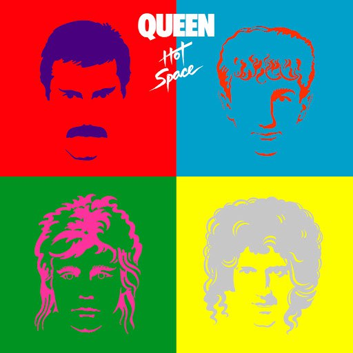 Queen альбом Hot Space (Deluxe Edition 2011 Remaster)