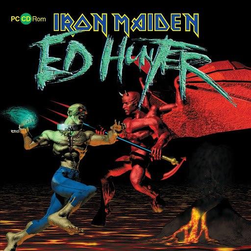 Альбом Iron Maiden Ed Hunter
