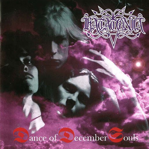 Katatonia альбом Dance Of Decembre Souls