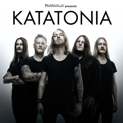 Katatonia альбом Peaceville Presents... Katatonia