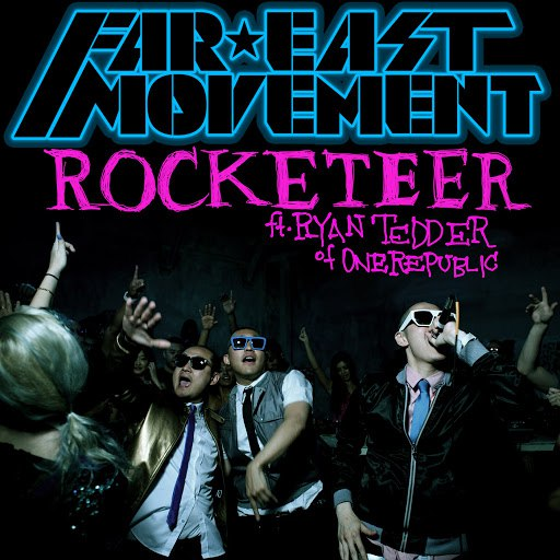 Far East Movement альбом Rocketeer