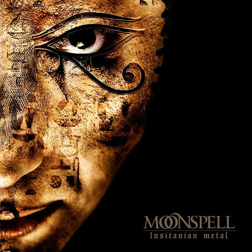 Moonspell альбом Lusitanian Metal (Live In Katowice 2004)