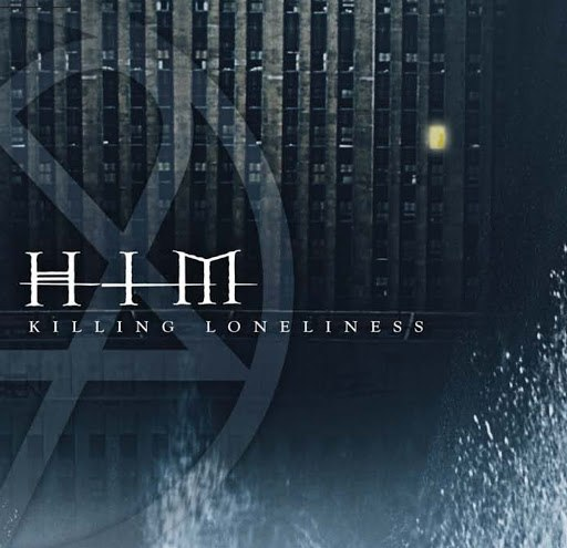 HIM альбом Killing Loneliness (German 1-Track DMD)