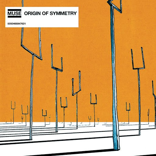 Muse альбом Origin Of Symmetry