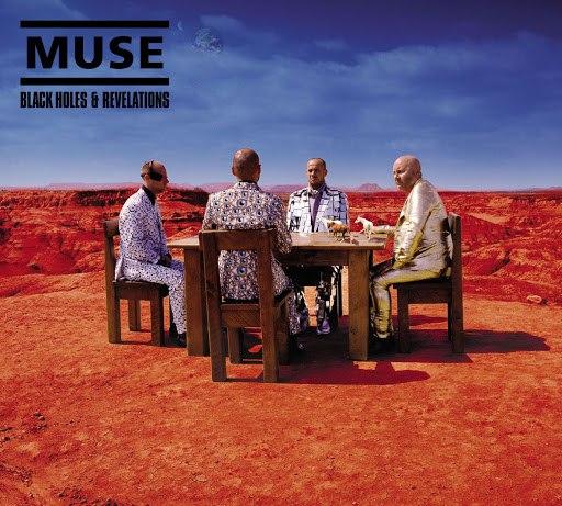 Muse альбом Glorious