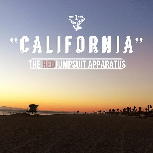 The Red Jumpsuit Apparatus альбом California