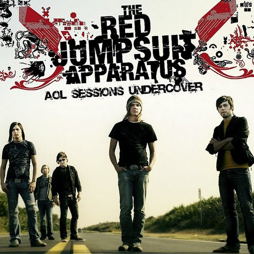 The Red Jumpsuit Apparatus альбом AOL Sessions Under Cover (Live) (3-Track Maxi-Single)