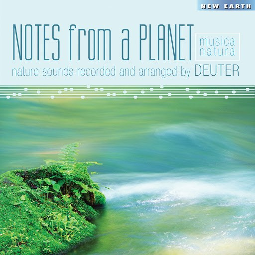 Deuter альбом Notes from a Planet