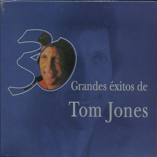 Tom Jones альбом 30 Grandes Exitos De Tom Jones