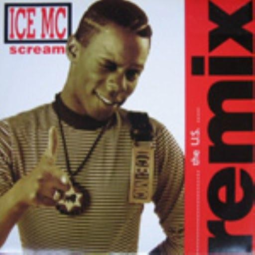 ICE MC альбом Scream Remix