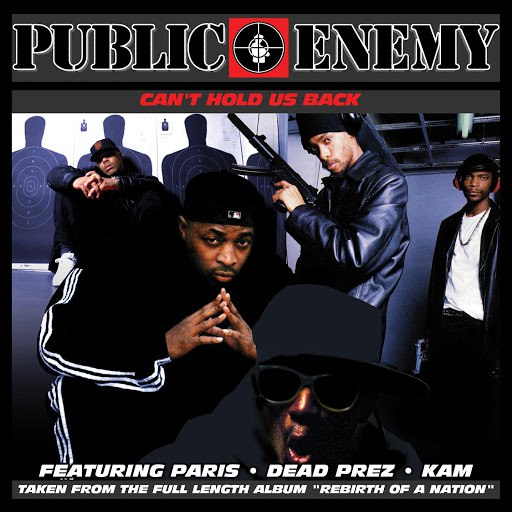 Public Enemy альбом Can't Hold Us Back