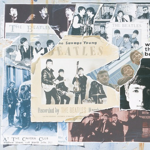 The Beatles альбом Anthology 1