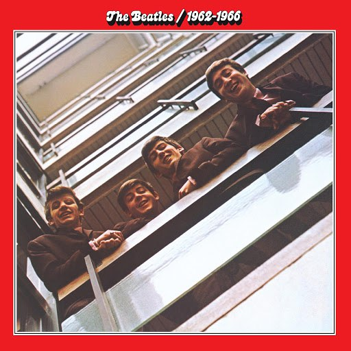 The Beatles альбом The Beatles 1962 - 1966 (Remastered)