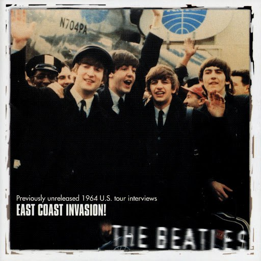 The Beatles альбом East Coast Invasion - Audiobook