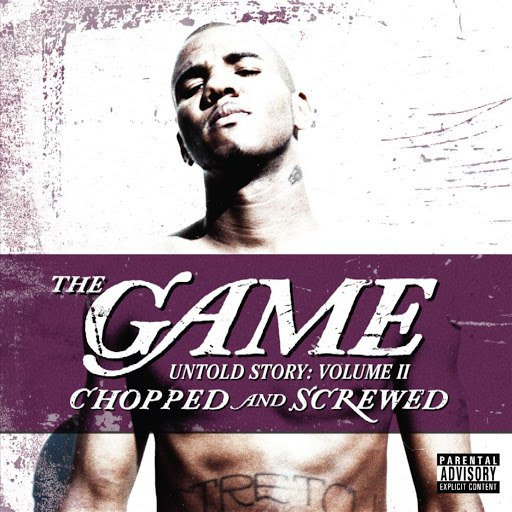 The Game альбом Untold Story: Vol.2 - Chopped & Screwed