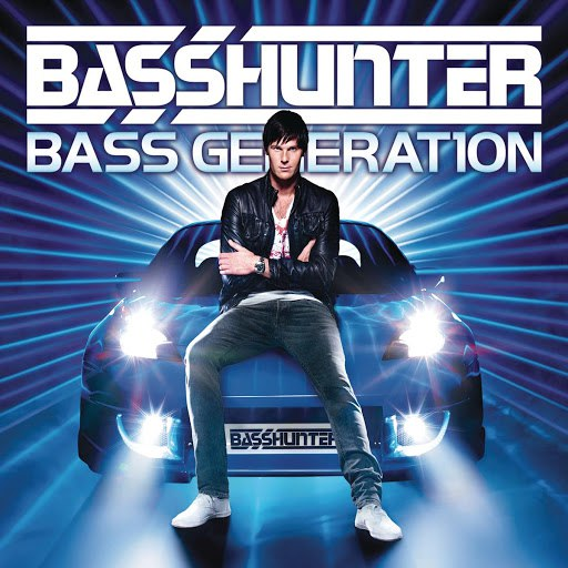 Basshunter альбом Bass Generation Exclusive Limited Edition