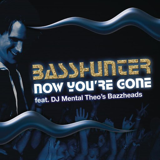 Basshunter альбом Now You're Gone (5-Track Maxi-Single)