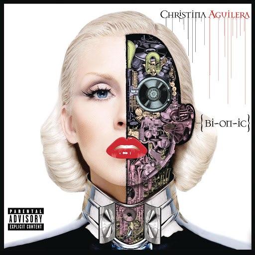 Christina Aguilera альбом Bionic (Deluxe Version)
