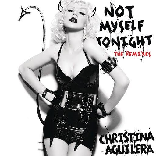 Christina Aguilera альбом Not Myself Tonight (The Remixes)
