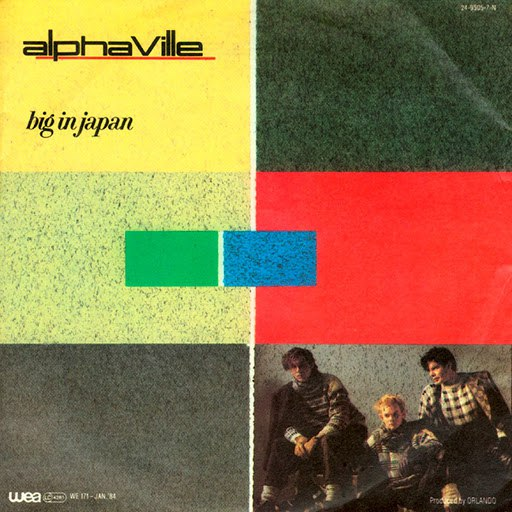 Alphaville альбом Big In Japan / Seeds
