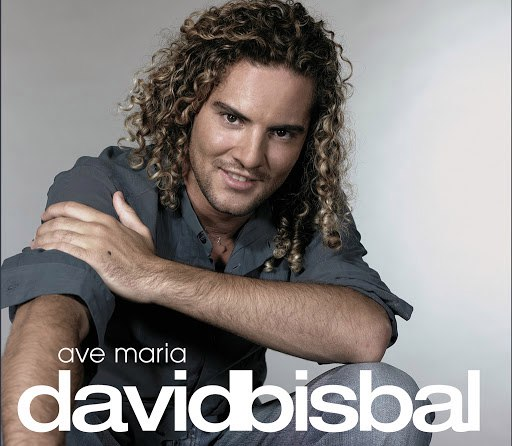 David Bisbal альбом Ave María (Live From The DVD)