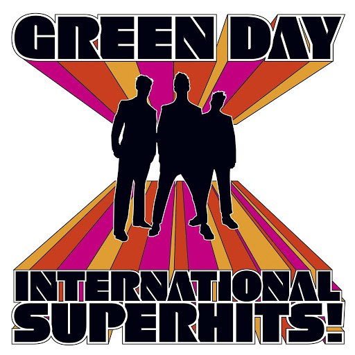 Green Day альбом International Superhits!