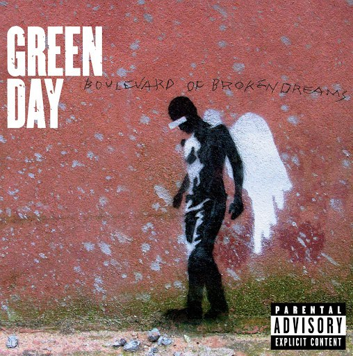 Green Day альбом Boulevard Of Broken Dreams