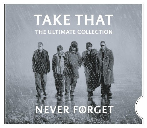 Take That альбом Never Forget: The Ultimate Collection