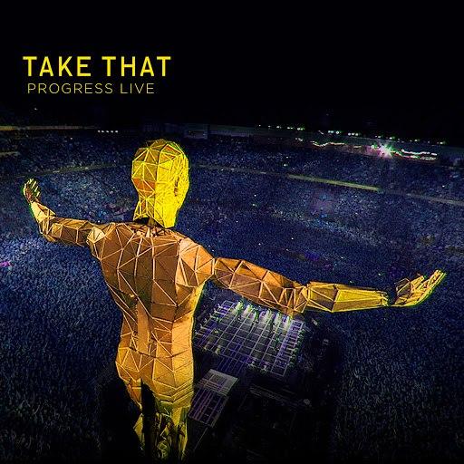Take That альбом Progress Live